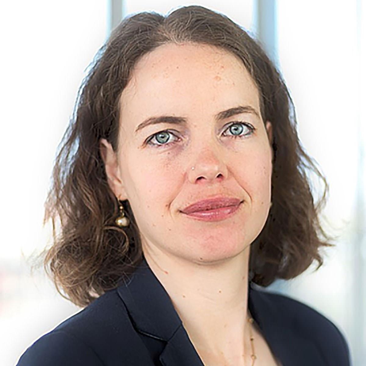 Dieses Bild zeigt Lena Dräger - ©Leibniz Universität Hannover
