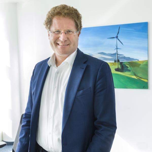 Dieses Foto zeigt Patrick Graichen - ©Roland Horn / Agora Energiewende